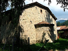 The Church in the village of Dobarsko