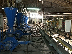 Furnaces for production of bricks