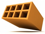 Fourfold lattice brick